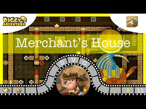 [~Thoth~] #13 Merchant's House - Diggy's Adventure