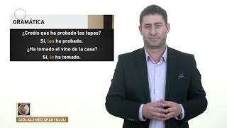 Szólalj meg! – spanyolul, 2017. november 1.