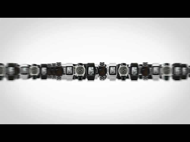 Swarovski Crystal Women's Fashion Watch - Phosphor Watches