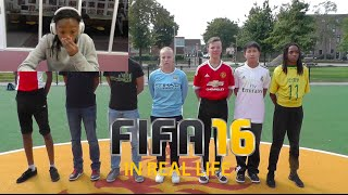 FIFA 16 in real life! NIEUWE ROUTER!