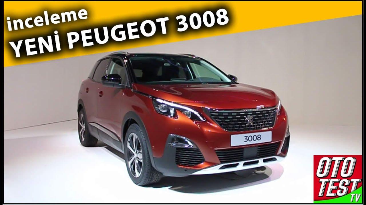 Yeni Peugeot 3008 İlk İnceleme - izlenim - yorum