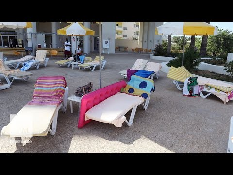 37 killed in gun attack at tourist hotel in Tunisia | Mashable