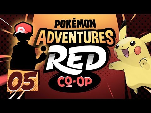 """EQUAL OPPORTUNITIES"" Pokémon Adventures Red Co-op Ep 5 w/ TheKingNappy + JoeyPokeaim!"