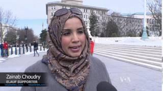 US Supreme Court Hears Hijab Discrimination Case