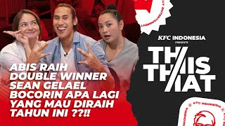 THIS OR THAT: HESTI & ENZY KEDATANGAN PEMBALAP DOUBLE WINNER SEAN GELAEL! BONGKAR HOBI & PERCINTAAN!