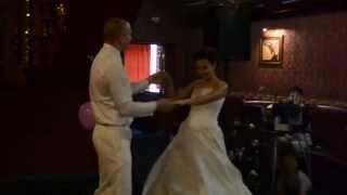 Свадебный сюрприз для невесты и жениха! Песня в подарок! (2013 год)
