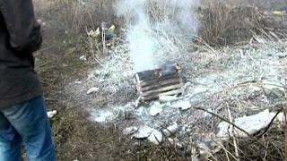 Огнетушитель поршковый Оп-5(Дата перезарядки январь 2010 Срок годности 3 года Тип огнет вешества ВЕКСОН АВС., 2011-05-12T11:48:53.000Z)