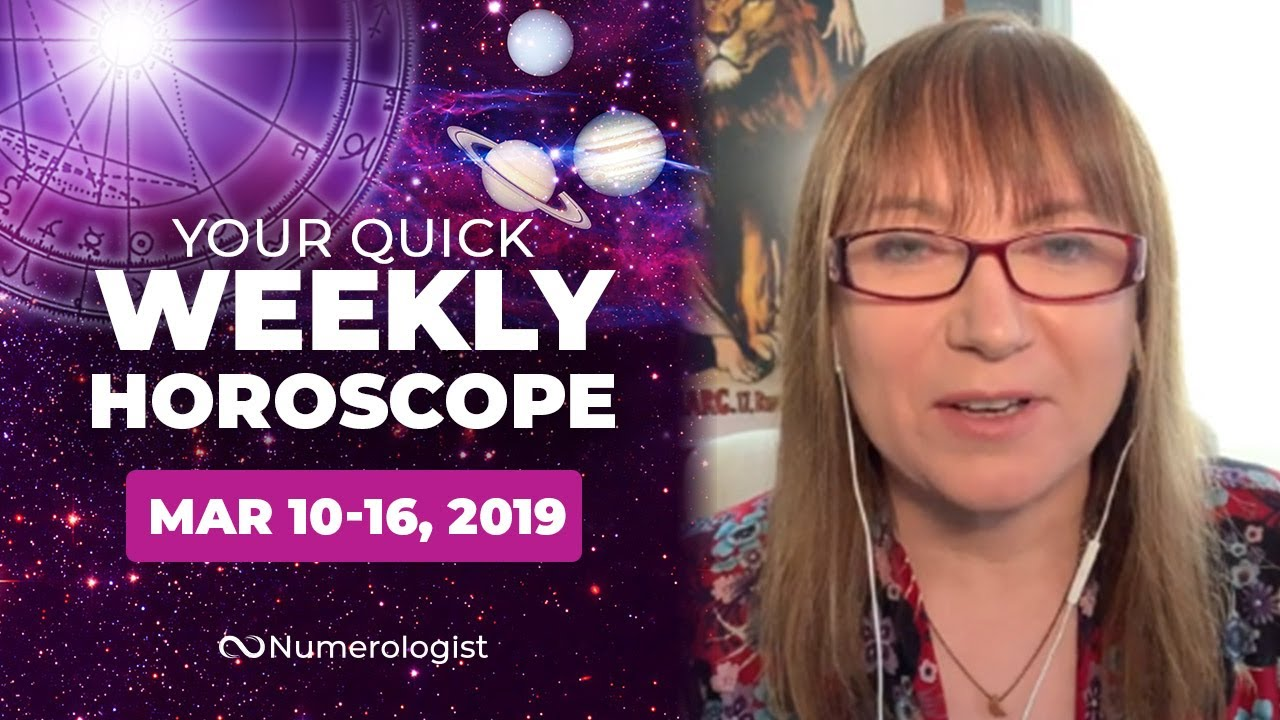 e7159cae6 Your Weekly Horoscope For March 10-16, 2019 | All 12 Zodiac Signs ...