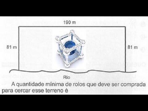 ENEM 2013/2014 QUESTÃO COMENTADA E RESOLVIDA 139  (PROVA CINZA 2° DIA)