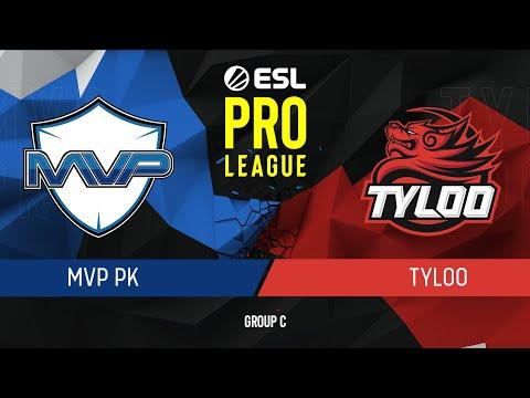 CS:GO - Tyloo vs. MVP PK [Mirage] Map 2 - Group C - ESL Pro League Season 9 APAC