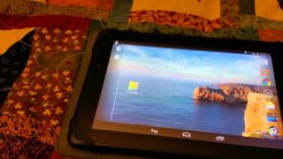 Verizon ellipsis 7 tablet Wi-Fi + 4G, no contract