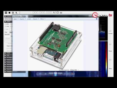 The new Elektor SDR Shield for Arduino – Introduction - YouTube