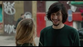 Adam Driver laughing in Girls compilation
