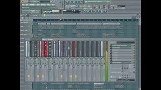 Gambar cover kwaito dance beaton fl studio