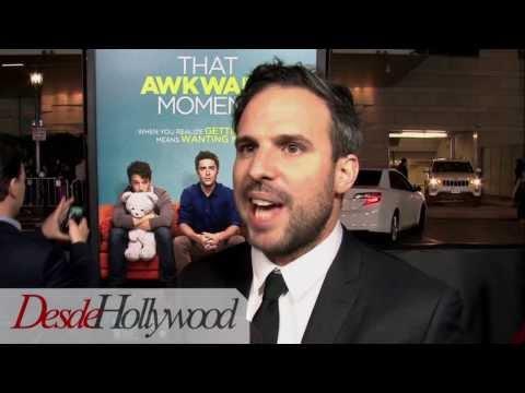 Tom Gormican on Michael B. Jordan and Zac Efron That Awkward Moment Premiere