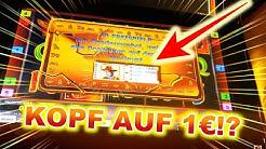 🛑 BOOK OF RA - FORSCHER AUF 1€ !?- FREISPIELMASSAKER BISSER KOTZT #94🛑