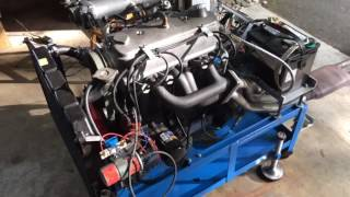 GLAS 1700 GT Motor with EFI
