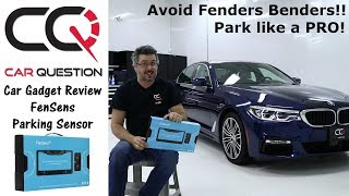 FenSens Smart Wireless Parking Sensor | Cool Car Gadget Review