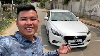 តាមការសំណូមពរ Review Mazda3 2020  (មិនទាន់ដូររាង)