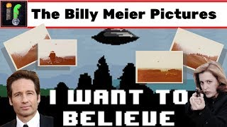 UFO's Billy Meire's Photographs. The X files Poster story!!