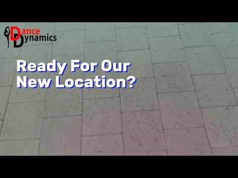 Dance Dynamics New Location!