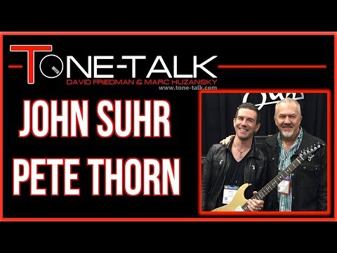 Ep. 16  - John Suhr and Pete Thorn Part 2. With Dave Friedman and Marc