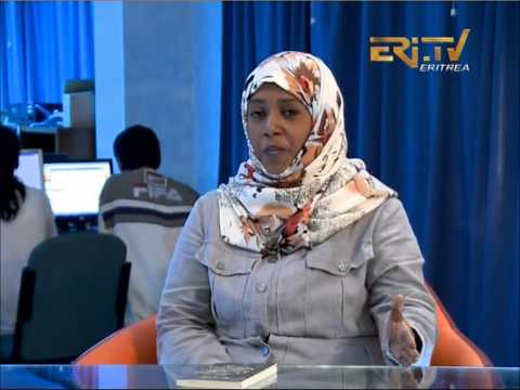 Interview with Hanan M Saleh  on ERI.TV  Part 1/2