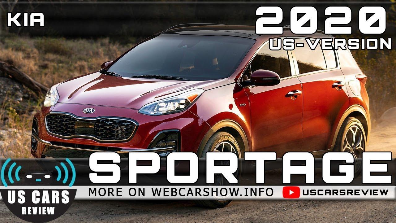 2020 kia sportage usa version review release date specs prices
