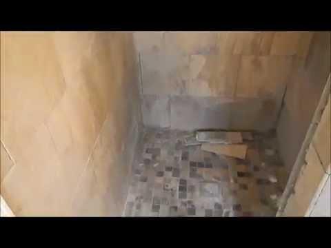 Hallway Bathroom Remodel Before amp After