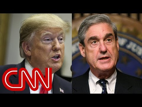 Trump's lawyers preparing answers to Mueller's questions