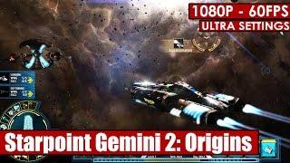 Starpoint Gemini 2: Origins gameplay PC - HD [1080p/60fps]