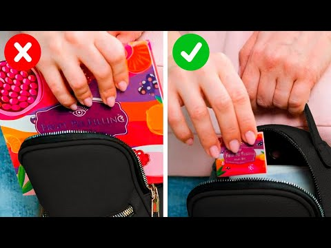 TRAVEL HACKS AND PACKING TIPS FOR YOUR NEXT TRIP || How to Fit a Whole Life in a Suitcase