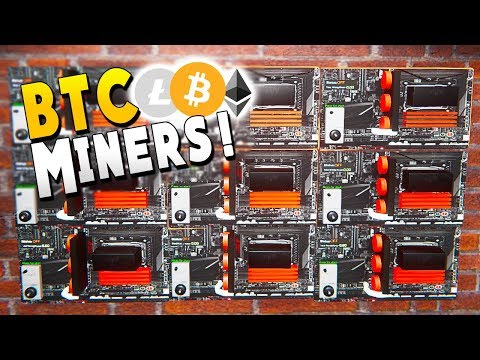 I Built A Bitcoin Miner And The Profits Have Been HUGE! - Internet Cafe Simulator Gameplay