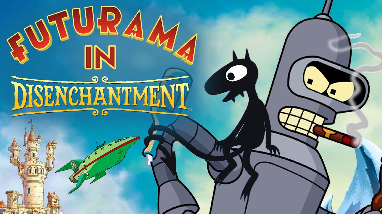 Download Every FUTURAMA Easter Egg in DISENCHANTMENT (Parts 1 & 2)