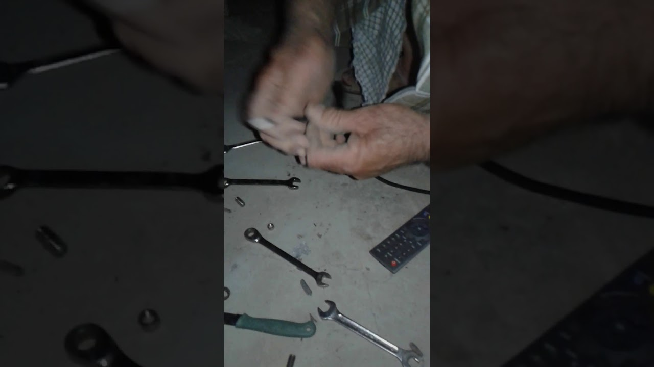 How to joints dish cable wire - YouTube