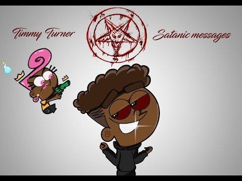 Desiigner's Timmy Turner Backwards (Hidden Satanic Message) CONFIRMED!!