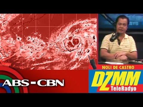 DZMM TeleRadyo: Typhoon 'Ferdie' intensifies; 2 areas under signal 1