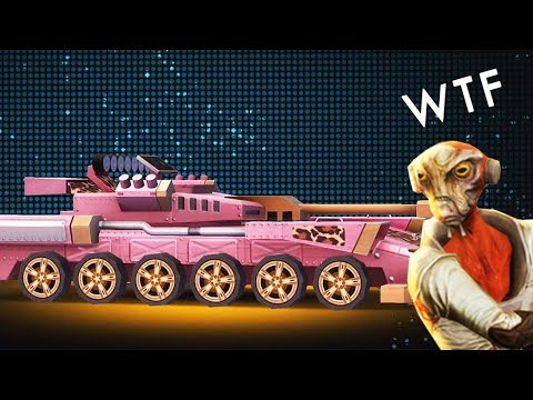 Gangstar Vegas: Alien Ship VS Pimped-Out Tank