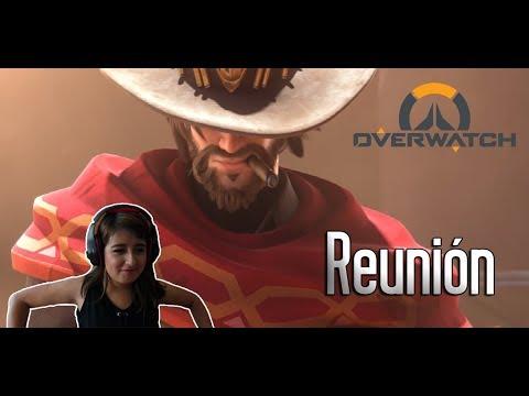 """Overwatch - Reacción a """"Reunión"""""""
