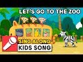 Download LET'S GO TO THE ZOO | LARVA KIDS | SING ALONG | KIDS SONG | 2 MIN  | LEARNING SONGS MP3 song and Music Video