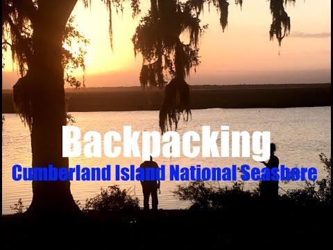 Backpacking Cumberland Island National Seashore
