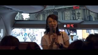 [花田景子] モンサンミッシェルツアーにご参加の方をお出迎え!2013/08/09 花田美恵子 検索動画 21