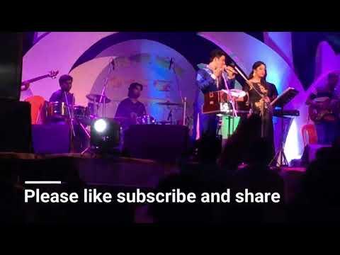 Mekhla Dasgupta stage performance