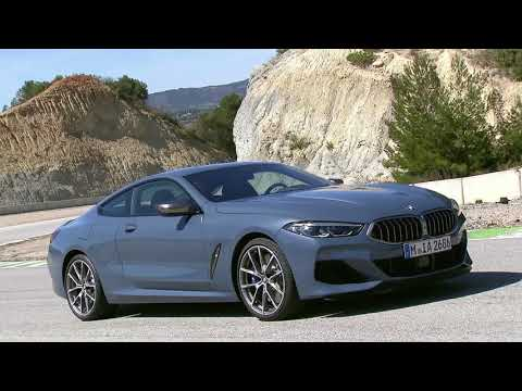 BMW 8 Series (2019) BMW M850i – Design, Interior, Driving