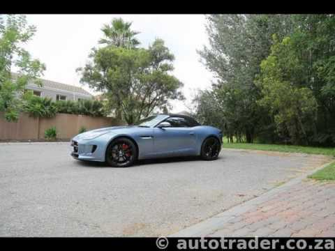 2013 JAGUAR F TYPE 3.0 V6 S 280KW Convertible Auto For Sale On Auto Trader  South Africa