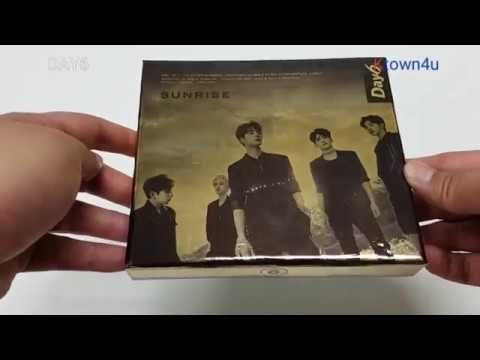 KPOP Ktown4u com : DAY6 - Album Vol 1 [SUNRISE]