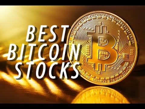 Best Bitcoin Stocks