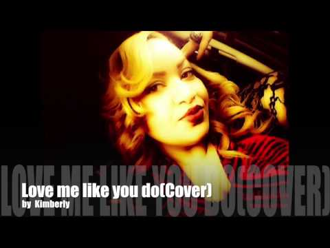 New Kizomba Love me like you(Cover) - By...