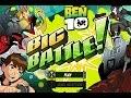Ben 10  Big Battle Games For Kids - Gry Dla Dzieci