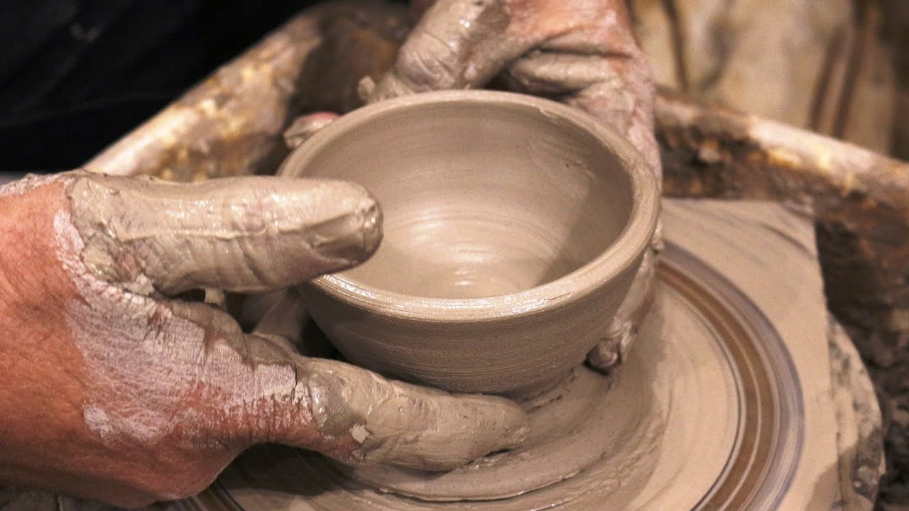 Pottery Bowls Video How To Make Some Pottery Bowls On Potter S